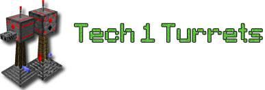 Turret Mod Rebirth - турели [1.12.2] [1.11.2] [1.10.2] [1.9.4] [1.7.10]
