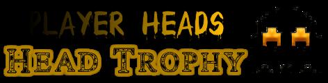 [1.5.2]Player Heads - Отруби голову другу!