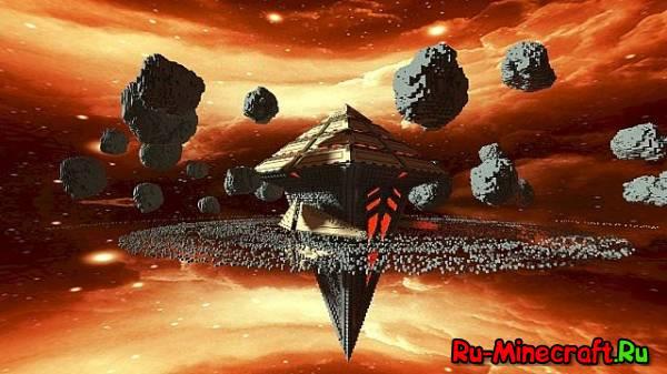 [Map] Setra: Ra's Fury-еще один космический проект