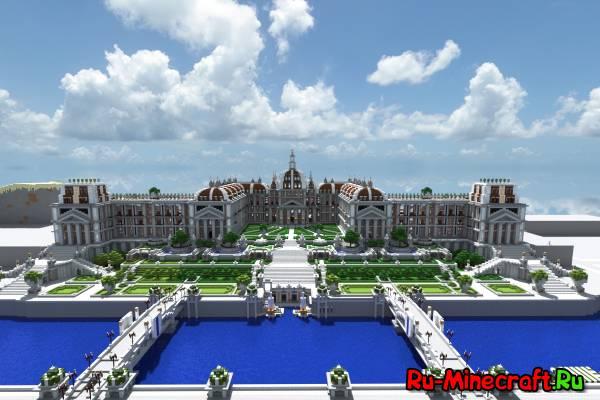 [Map] Imperial City - большой и красивый город