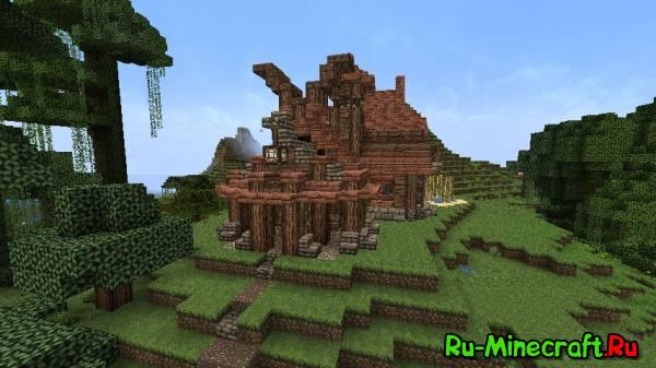 [Map] Medieval House - Средневековый домик