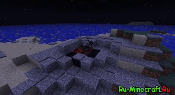 [1.5.2] Zenotek Mod - Метеориты!