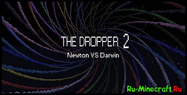 [ADV/PUZZ][1.5.2]THE DROPPER 2; Newton VS Darwin