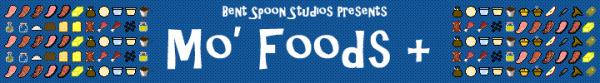 [1.5.2] Mo'Foods - Очень много новой еды