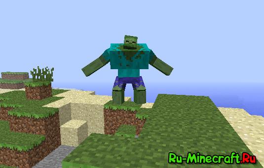 Mutant Creatures - мутанты [1.7.10|1.6.4|1.6.2|1.5.2]