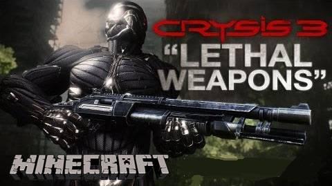 Crysis Mod - Костюм и оружие из Crysis [1.5.2]