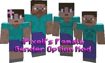 [1.5.2] Female Gender - Женщины?