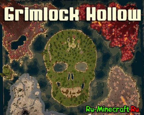 [1.6.2][Map]-Grimlock Hollow Adventure - Интересная карта для приключений!