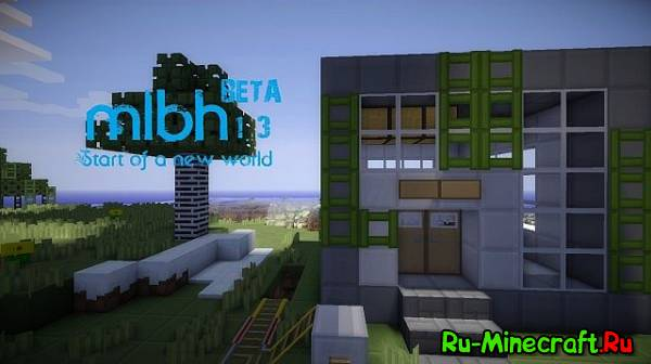 [32x][1.5] Mine Little Block Head BETA 1.3 - Квадратный текстур пак