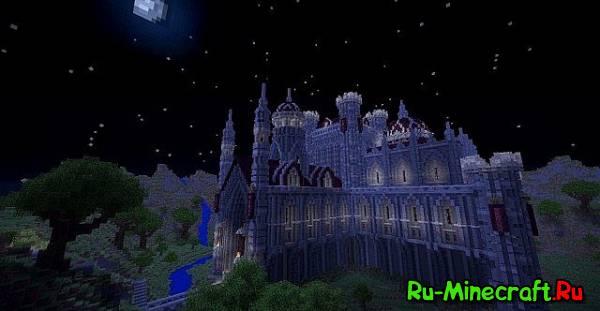 The Dark Castle Adventure-Тёмный замок! [MAP]