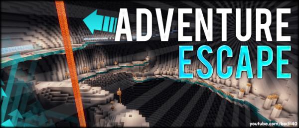 [1.5.2+][Map] Adventure Escape - Проверь свои навыки!