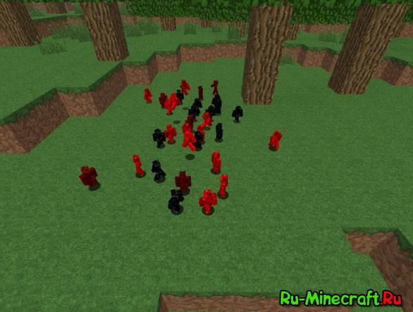 Clay Soldiers Mod - глиняные солдатики [1.12.2] [1.10.2] [1.7.10] [1.6.2] [1.5.2] [RUS]