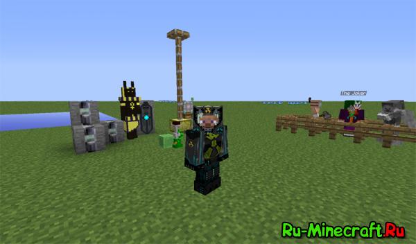 скачать minecraft 1.5.2 c модами #10