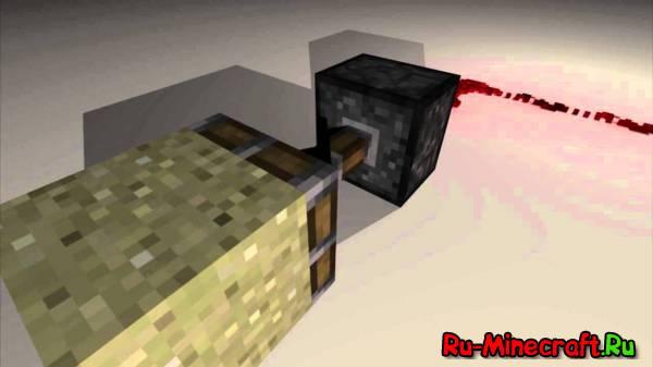 [Video] Piston Problems - A Minecraft Animation - проблемы с пистонами