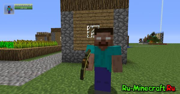 Скачать Minecraft с модами: 100 модов через торрент