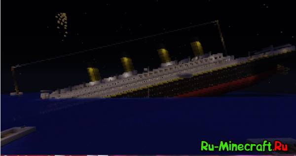 [Map] Titanic Sinking! - Тонущий Титаник...