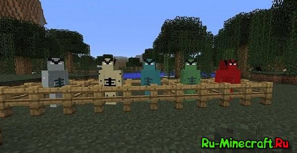 [1.5.2] Demon mod - демоны в Minecraft!