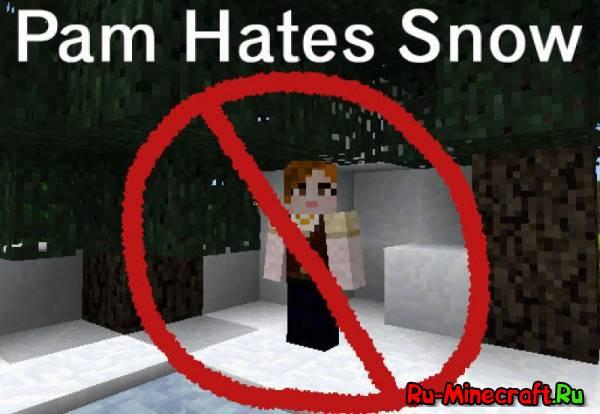 [1.5.2] Pam Hates Snow - новый снежный биом