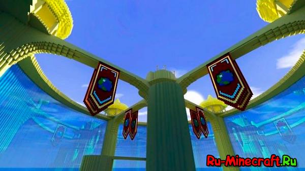 сервера на майнкрафт 1 8 1 с мини играми
