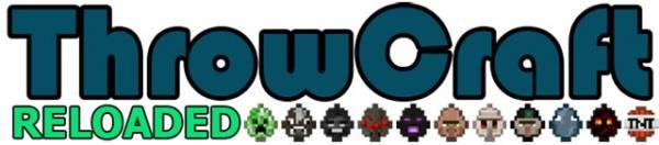 [1.5.2] ThrowCraft - новые яйца для призываний существ (+бомбы)