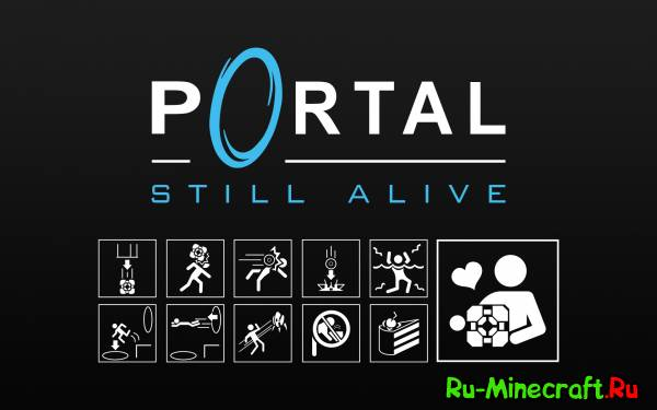 [Video and Map] Portal — Still Alive