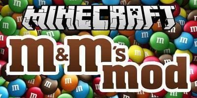 [1.5.2] M&M Mod-конфетки ^^
