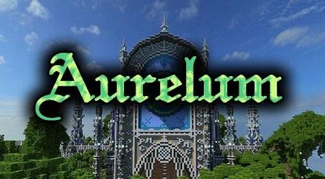 [Map]Aurelum - красивый спавн