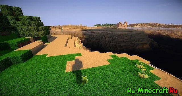 Текстур-паки для Minecraft (Майнкрафт) 1.9.4, 1.9, 1.8.9 ...