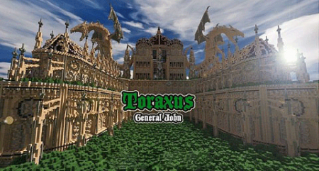 [MAP] Toraxus-Храм бронзовых драконов