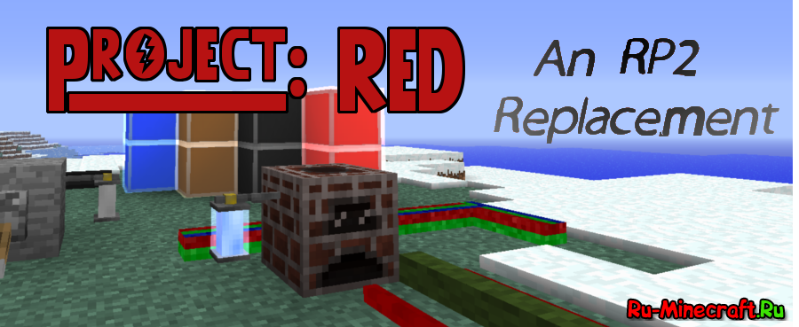 Minecraft Redpower 2 1.5.2 скачать