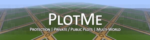 [Plugin] PlotMe - плагин для вашего креатив сервера