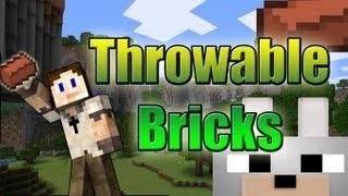 Throwable Bricks - Метательные кирпичи!