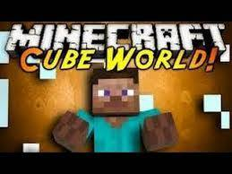 Cube World Generation - интересная генерация мира minecraft [1.6.4]