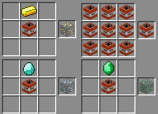 [1.6.2] Explosive ores - взрывные руды