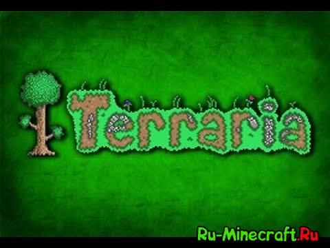 [1.6.2][16x16] TerrariaCraft - Террария в Minecraft? o_O