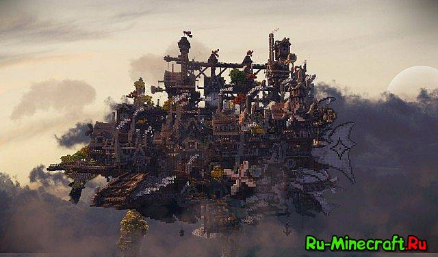 Скачать Карту Для Майнкрафт Пираты - фото 11