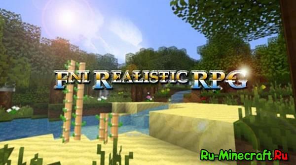 [1.6][16x]FNI Realistic RPG - более красивый вид
