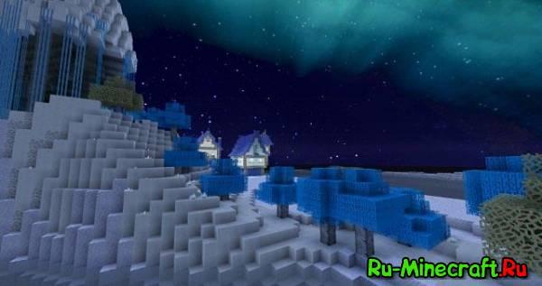[1.6.2-1.7.10][16px] Ice Planet - Холодный ресурспак!