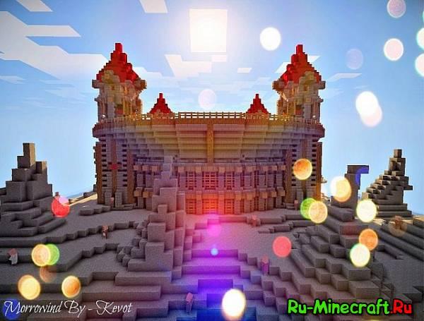 [Map] Morrowind Arena - Пвп арена на сервер