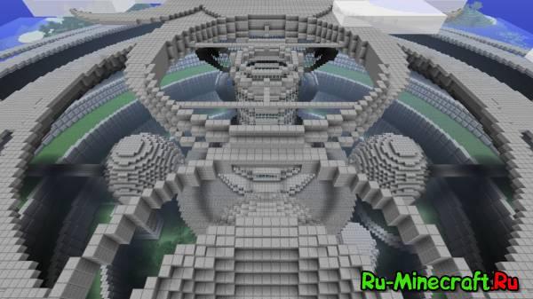 [Map] Project Eden - Spawn Будущего