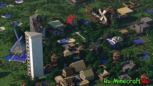 [Map] MiniTower- Мини городок