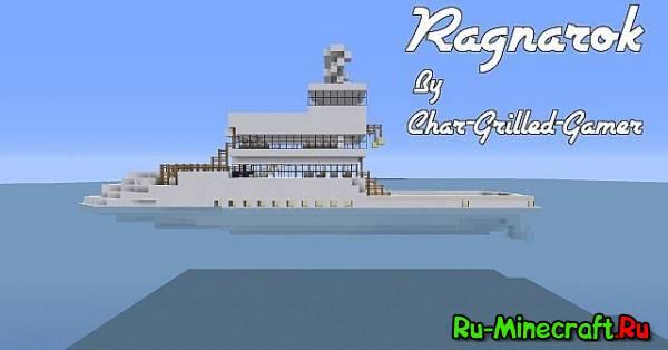 [Map]Ragnarok - Яхта