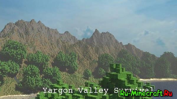 [Map]Yargon -Красивый ландшафт