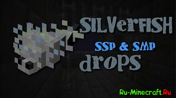 [1.6.2]Silverfish Drops - дроп с чешуйницы!