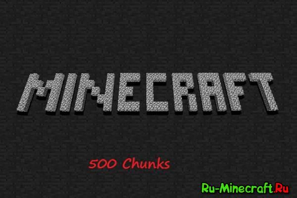 500 chunks (minecraft parody songs)