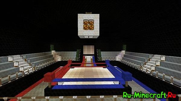 [Map] Wrestling Arena - Бойцовская арена