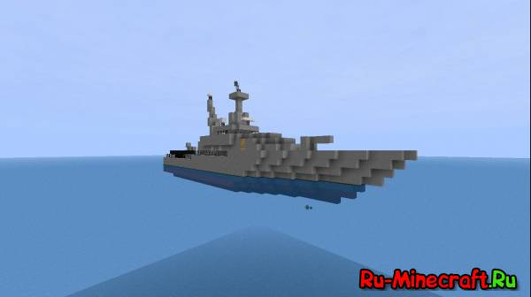 [MAP][1.5.2] HMAS Hammersley - корабль!