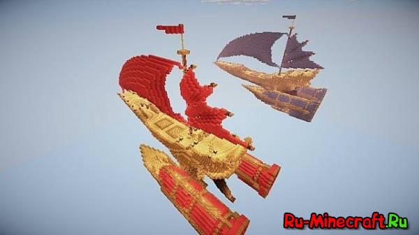 [Map] Airship Battle - Воздушное судно