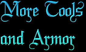 [1.6.2]More Tools and Armor - Расходуем ненужные ресурсы!