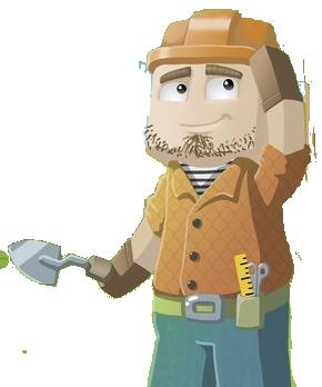 [Let's play] Minecraft постройки. Как построить конюшню.
